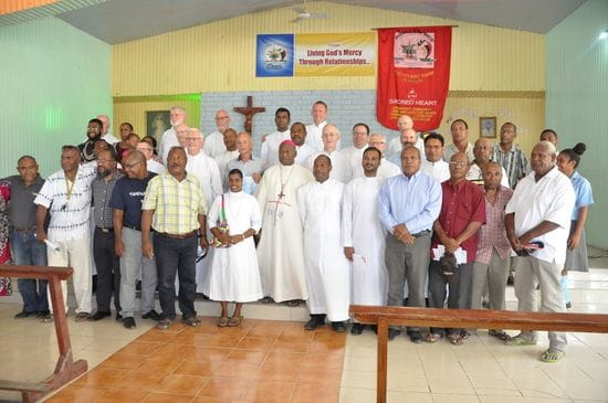 70th anniversary celebrations in PNG