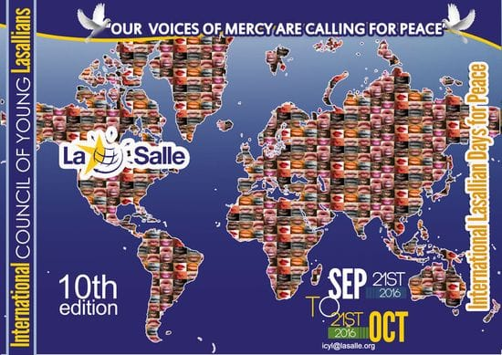 Launch of International Lasallian Days for Peace