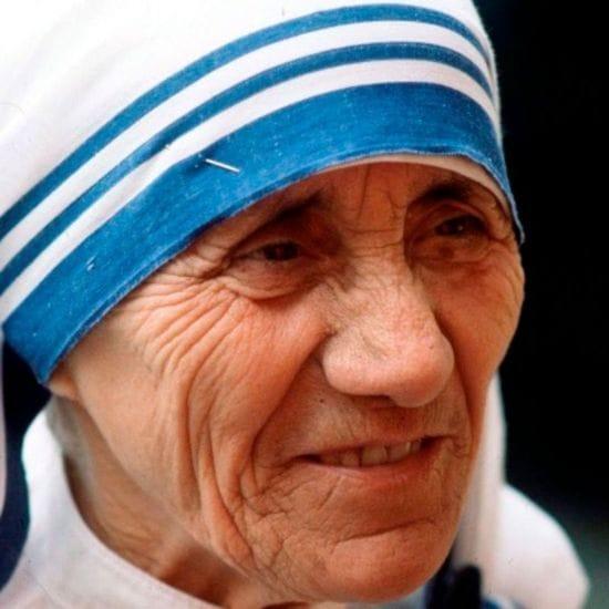Honouring Saint Teresa
