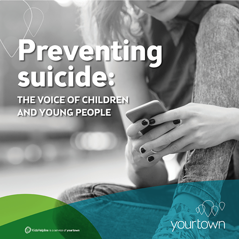 yourtown releases landmark suicide prevention report