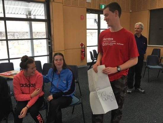 Inside Out Retreat Day at La Salle Academy Lithgow