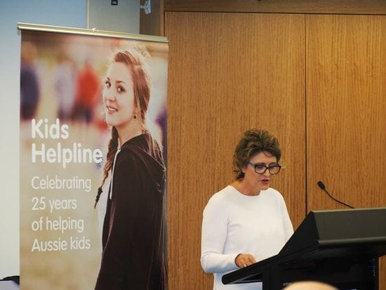 Kids Helpline Symposium marking 25 years of helping young people