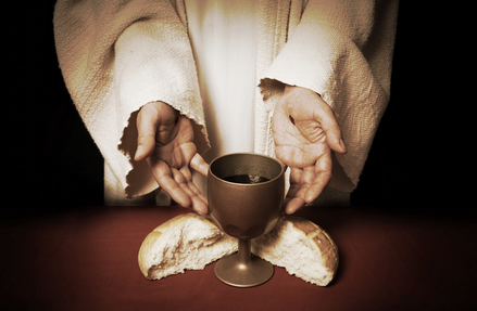 Our Holy Communion with Christ