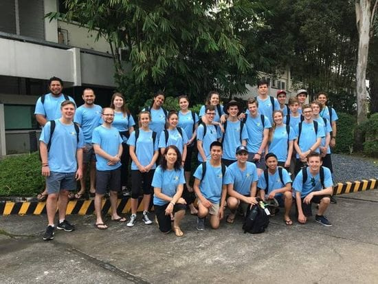 A Lasallian Youth Minister's blog from Manila
