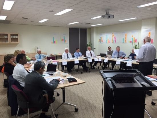 LMC Board holds landmark Strategy Workshop