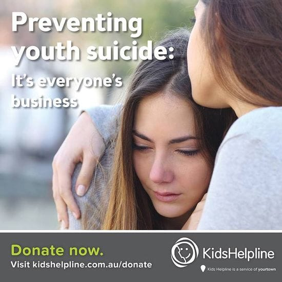 Help support Kids Helpline this Christmas