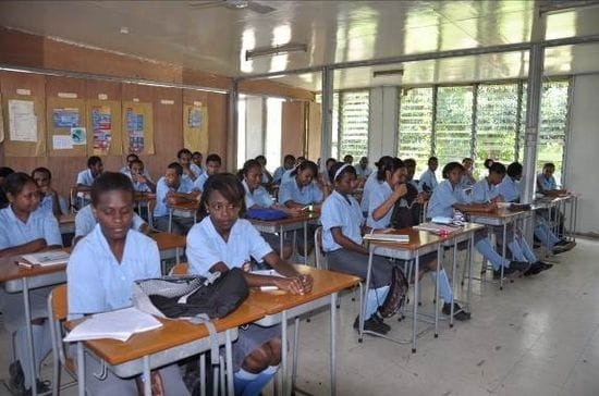 Jubilee Secondary shines in national examinations in PNG