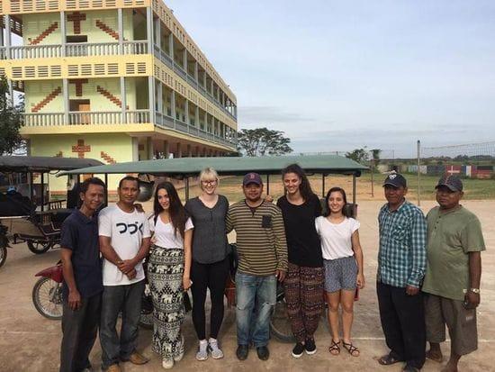 Young Lasallians Outreach to Cambodia