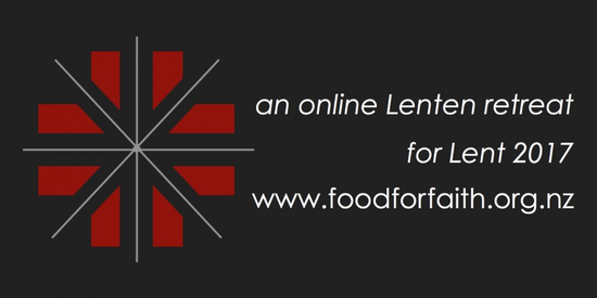 Food for Faith for Lent
