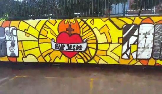 Wall art that dazzles