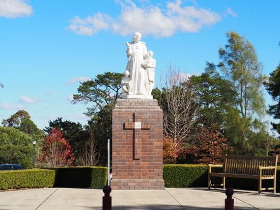 Prayers for our Founder - Day Five