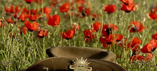 Prayers for ANZAC Day
