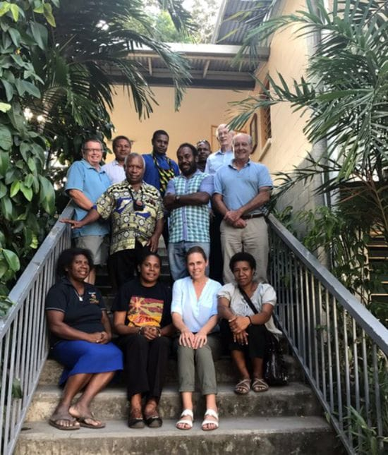 PNG Mission Action Committee meeting