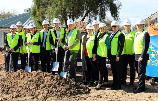 Exciting $10 million project commences at St Michael's College