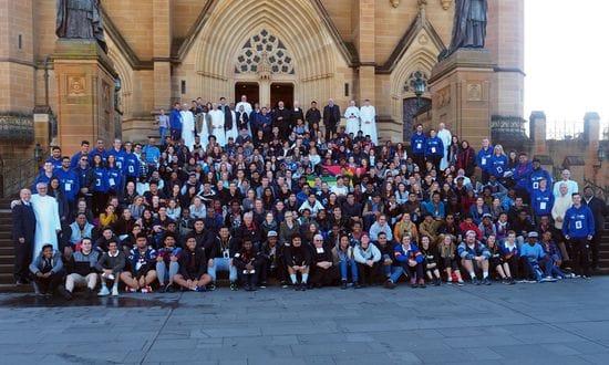 Lasallian Youth Gathering closing Mass