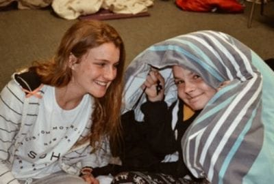 Vinnies School Sleepout in Armidale