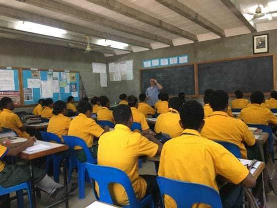 News from La Salle Technical College, Hohola