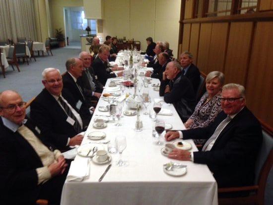 Alumni Dinner, Canberra