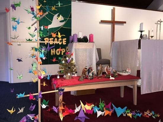 Preparing for Christmas at St Michael's College