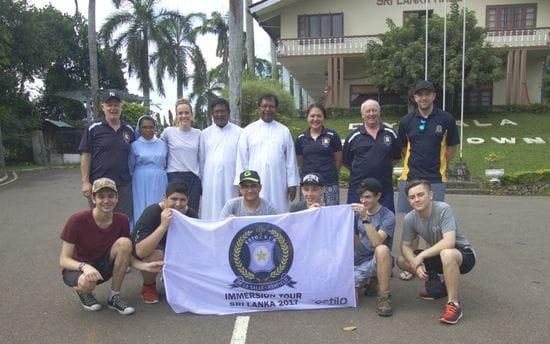 De La Salle Ashfield's Sri Lanka Immersion