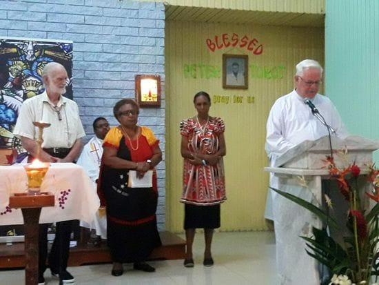 Affiliation Ceremony in Hohola