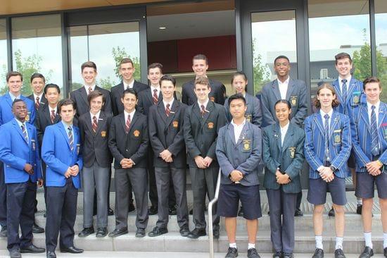 Saint James College Leaders Investiture 2018