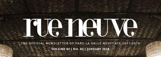 Rue Neuve: PARC Newsletter volume 2