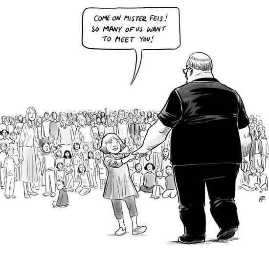 Rest in Peace, Mr Feis