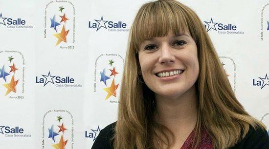 Appointment of Heather Ruple Gilson as Co-Secretary of Lasallian Association
