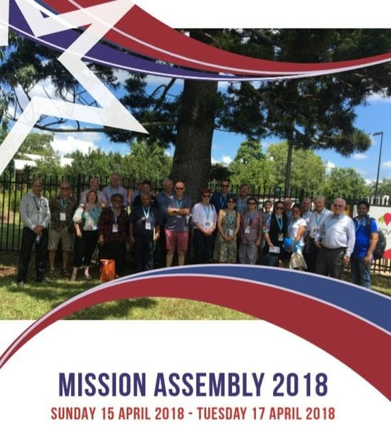 Mission Assembly countdown