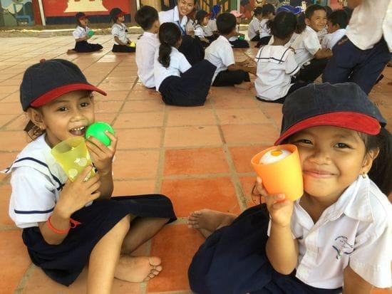 John Paul College Cambodia Service trip 2018