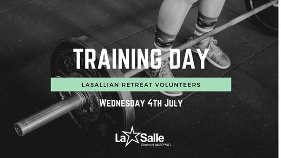 Retreat Volunteers Training Day
