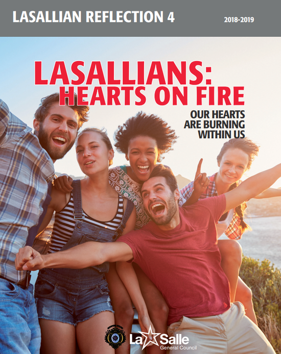 Lasallian Reflection 4: Hearts on Fire