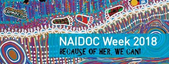 NAIDOC WEEK 2018
