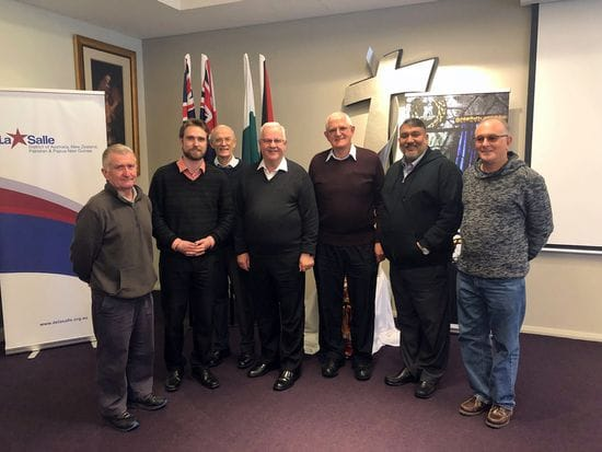 Newly elected District Council