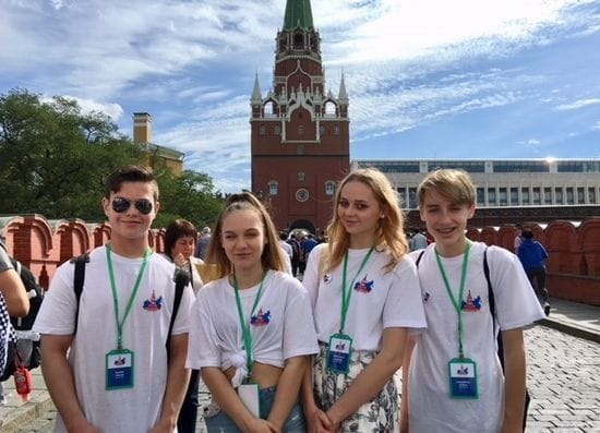 St Michael's student wins Russian language prize and study tour