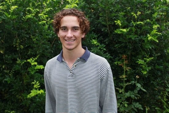 Hills Shire Times profiles Alex Murrie, Lasallian Volunteer