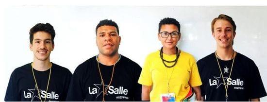 La Salle alumni volunteer to help local Indigenous students