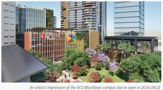 ACU to open new campus