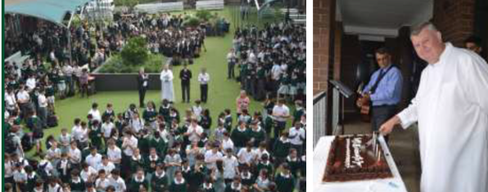 50 YEARS AS A DE LA SALLE BROTHER