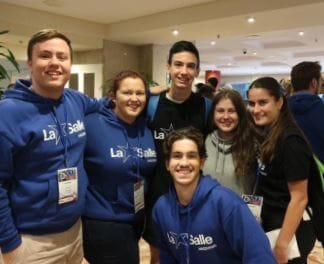 St Michael's College: LYG 2019 was an unforgettable opportunity
