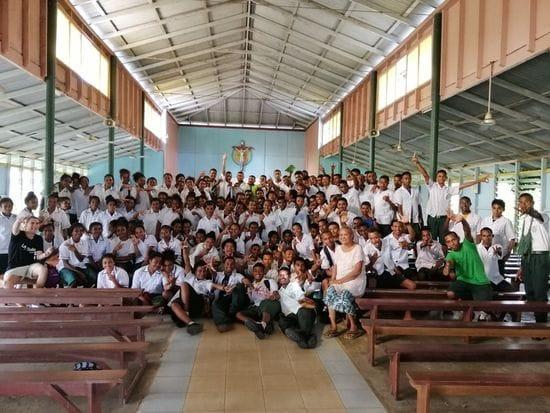 Lasallian Retreats back at Mainohana, PNG!
