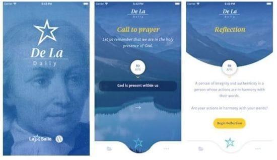 De La Daily Prayer App