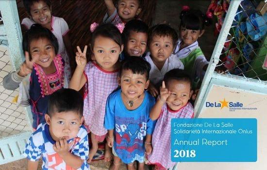 Fondazione De La Salle Solidarietà Internazionale Onlus Annual Report 2018