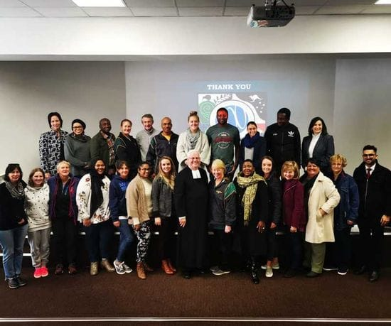 LMS YOUTH MINISTRY GOES TO SOUTH AFRICA
