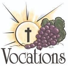 Vocation Prayer - July 2019