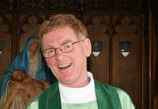 Death of beloved Parish Priest, visionary and friend, Fr John Rate