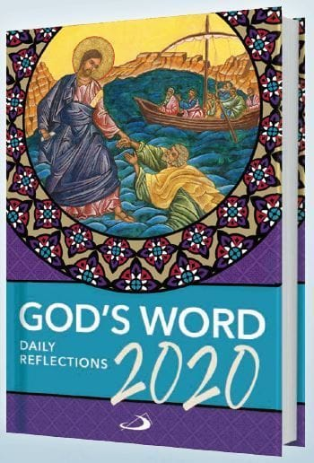 Br Lewis contributes to God's Word 2020 - Resource now available!