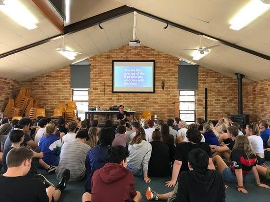 Leadership Camp: an awakening experience; even those who didn't know they were asleep