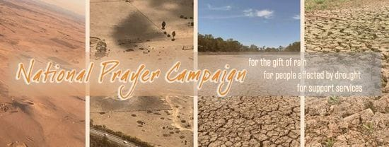 Prayer Campaign for the gift of rain